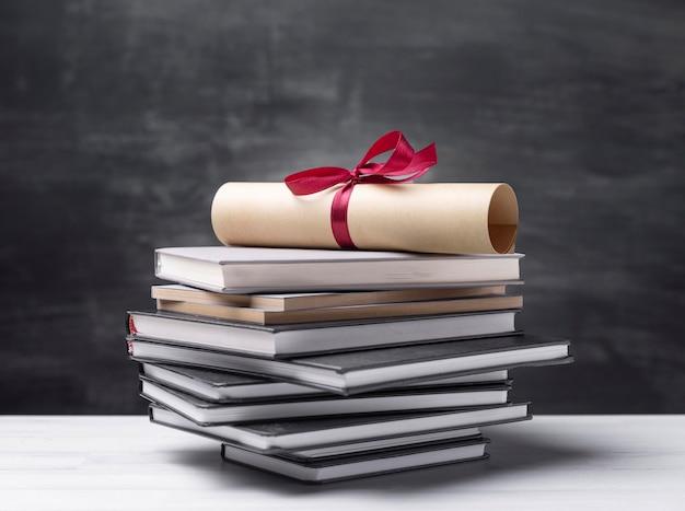 Fechar certificado de graduação