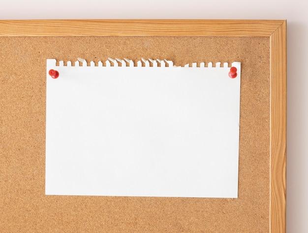 Fechar nota de papel fixada
