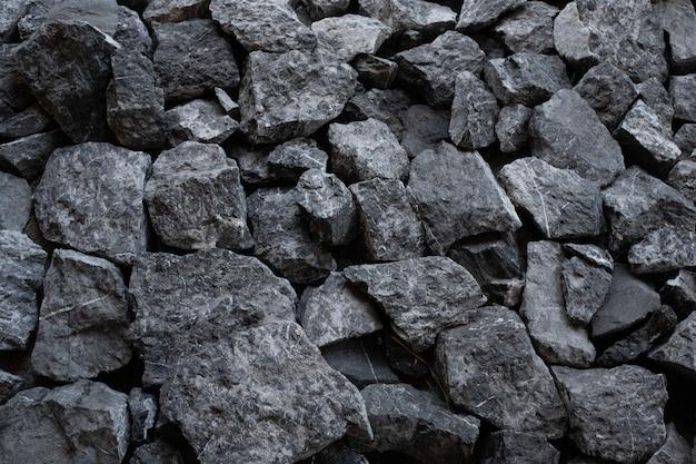 Feche a textura do fundo da rocha