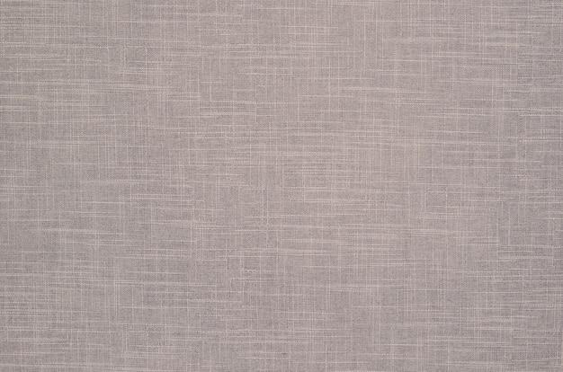 Feche a textura do tecido com listras quadriculadas