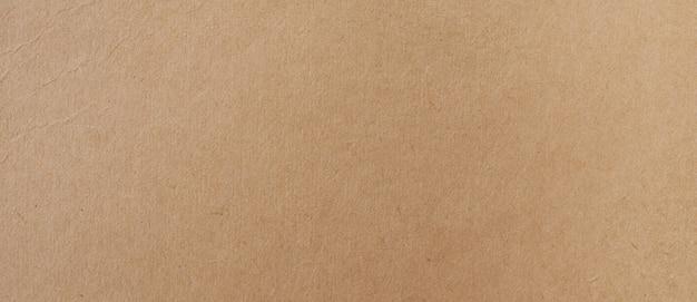 Feche a textura e o fundo do papel pardo