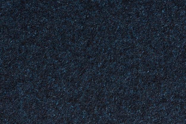 Feche de fundo de textura de papel azul escuro. foto de alta resolução.
