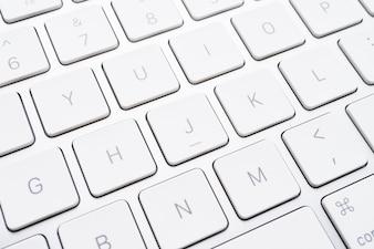 Feche o botão do teclado