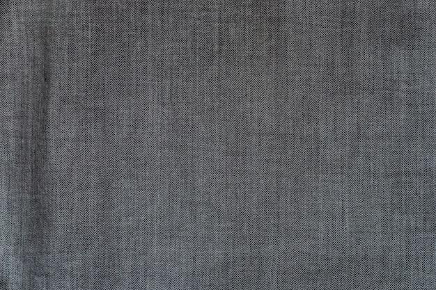 Feche o fundo da textura do pano da tela.
