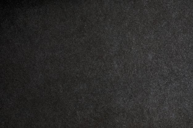 Feche o fundo de textura de papel preto