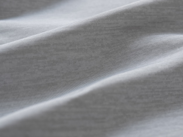 Feche o fundo de textura de tecido cinza