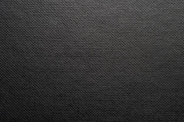Feche o fundo preto da textura lether. para design gráfico e artístico.