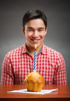 Feliz aniversario menino