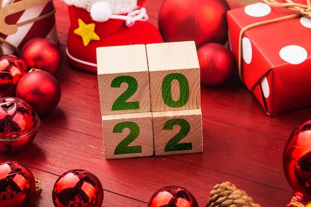 Feliz ano novo 2022 natal 2022