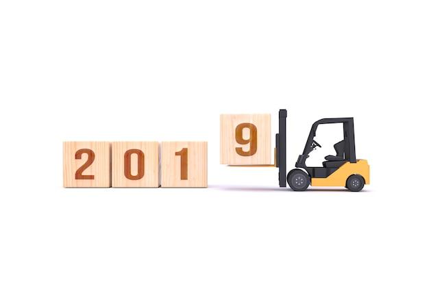 Feliz ano novo de 2019