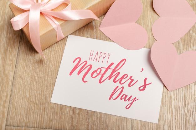 Feliz dia das mães cartão