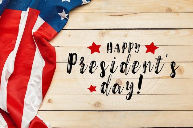 Feliz dia dos presidentes