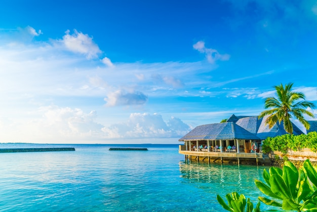 Feriado atol bungalow sol resto