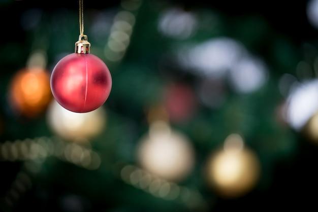 Feriado de árvore de ano novo