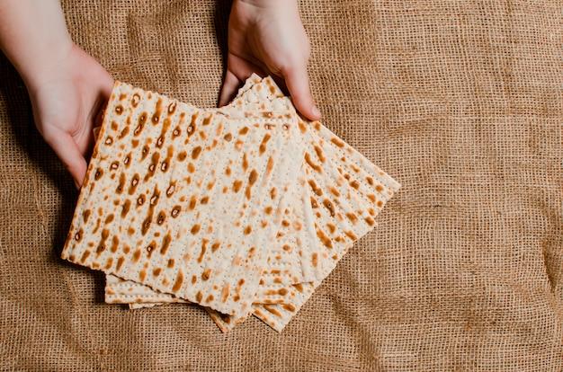 Feriado judaico tradicional pesach. fo festivo judaico tradicional