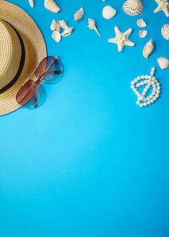 Férias de acessórios de verão