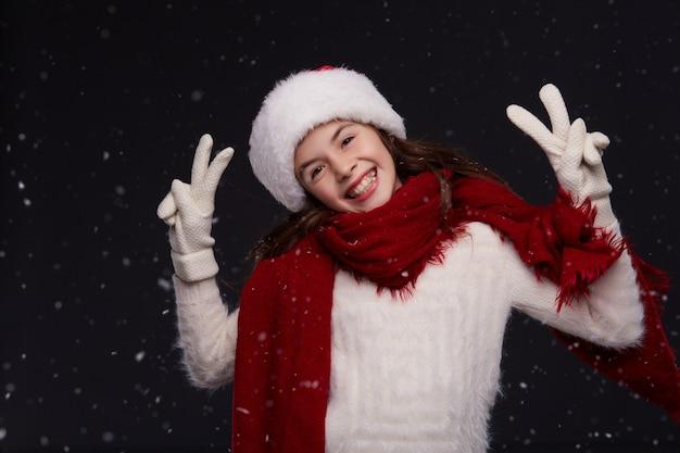 Férias de inverno, natal, ano novo conceito.