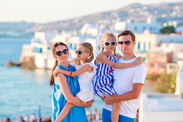 Férias em família