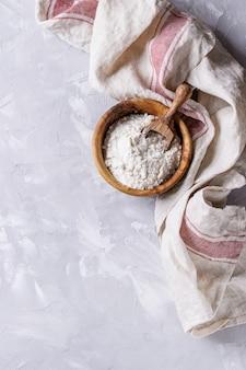 Fermento para assar pão