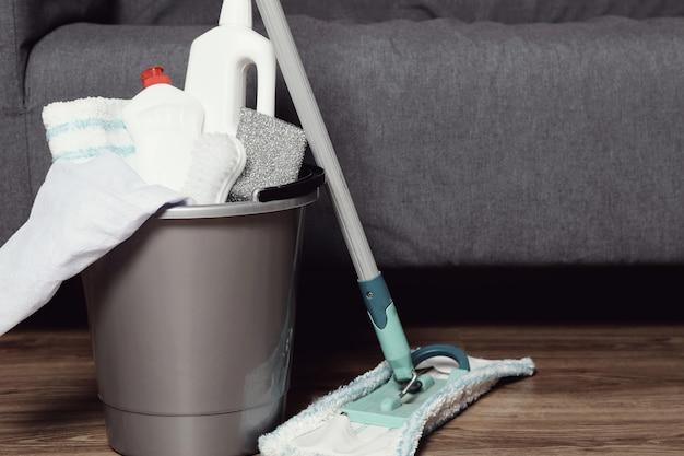 Ferramentas de limpeza