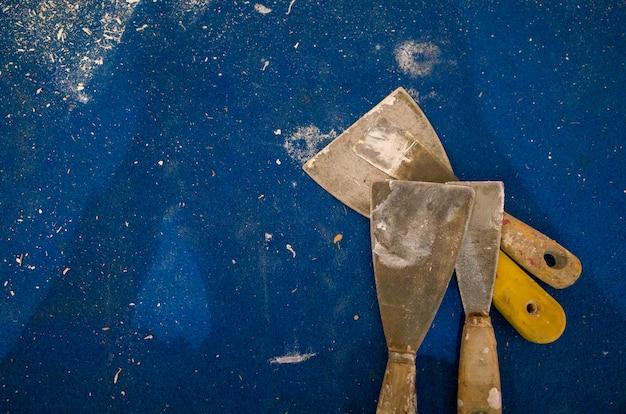 Ferramentas de metal para artesãos
