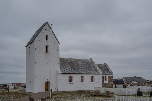 Ferring church jutland