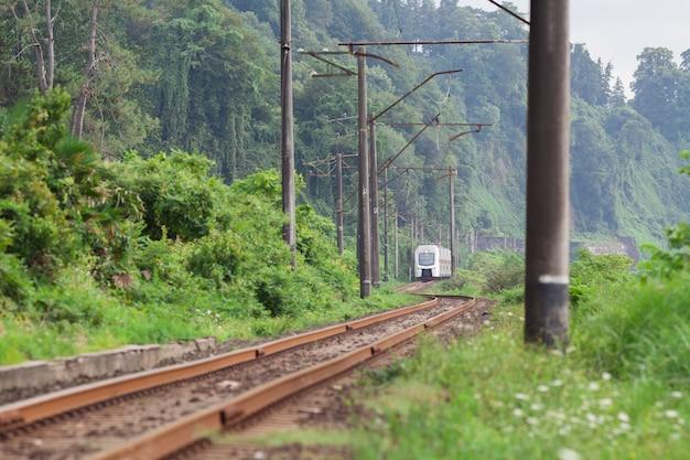 Ferrovia abandonada / ferrovia velha