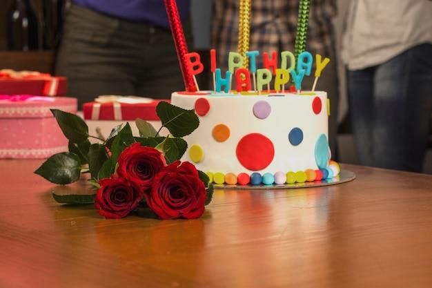 Festa de aniversário Foto Premium