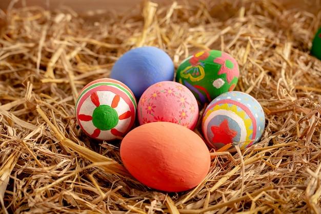 Festival de ovo de páscoa.