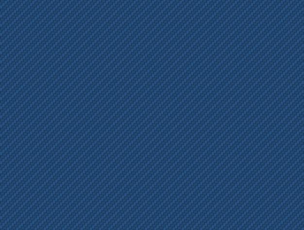 Fibra de carbono azul