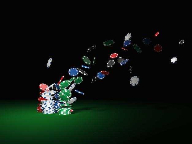 Fichas de pôker