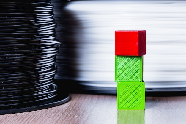 Filamento para cristal de impressora 3d