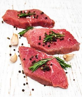 Filé de carne