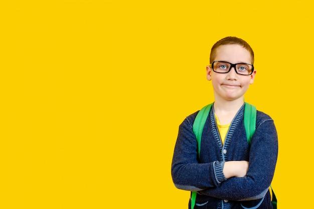 Filho talentoso. educação escolar em casa. aluno. educação. garoto esperto