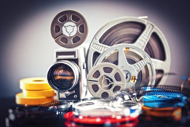 Filme de filme de 8mm