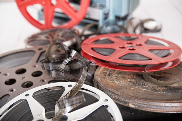 Filmes e bobinas