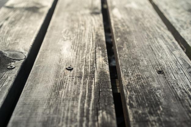Fim de madeira