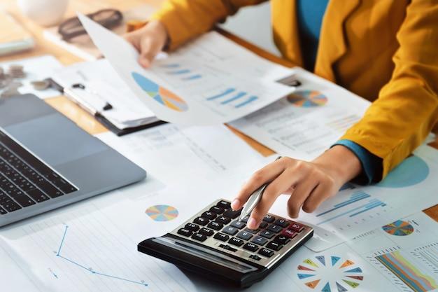 Finanças empresariais e conceito de contabilidade