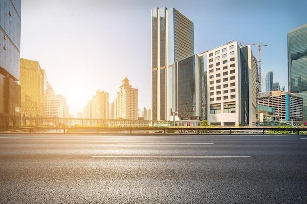Financeiro abstrato velocidade marco moderno