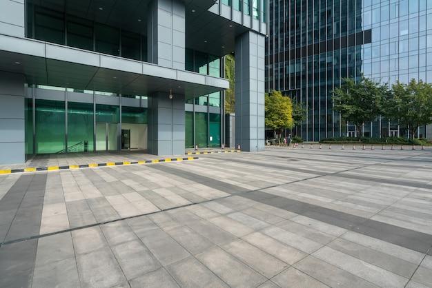 Financial center plaza e prédio de escritórios, chongqing, china
