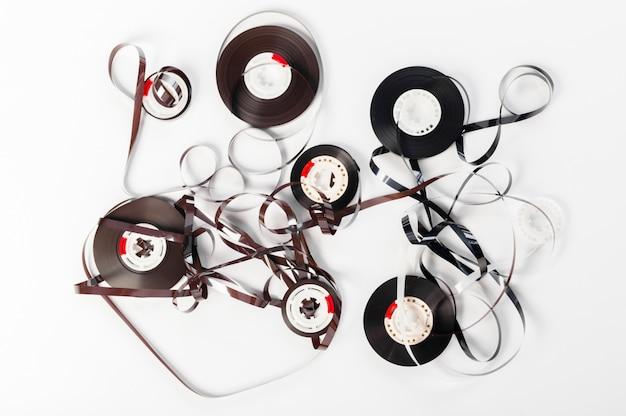 Fita de áudio para música