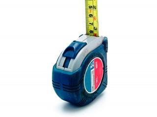 Fita de medição, equipamentos