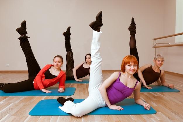Fitness para mulheres