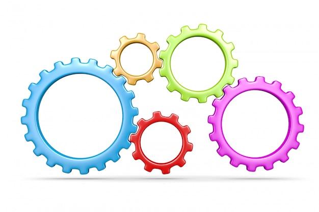 Five gears