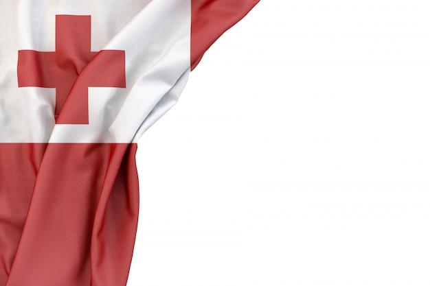 Flag of tonga