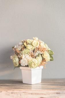 Flor vaso