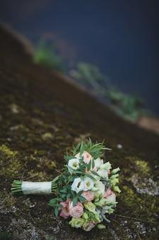 Flores da noiva