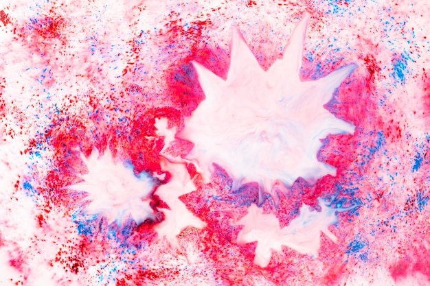 Fluid art. textura abstrata rosa. padrão de mármore líquido. fundo de textura de tinta abstrata