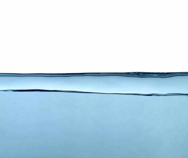 Fluxo de água isolado