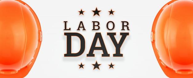 Flyer, publicidade de promoção de venda do dia do trabalho.